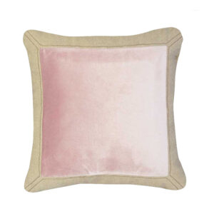 Coussin candys rose 2019