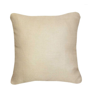 coussin pearl beige