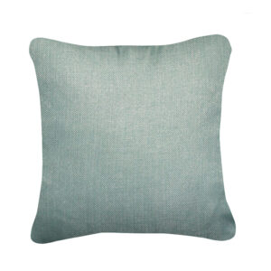 coussin pearl turquoise